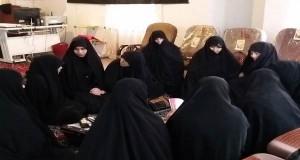 جلسه هماهنگی مربیان حجاب طرح مدارس ارومیه
