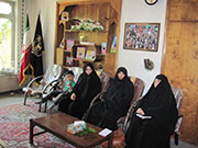 نشست مربیان و مسئولین گروههای خوش حجابی و نسیم عفاف ارومیه