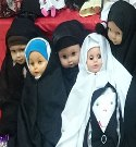 برگزاری جشنواره حجاب عروسک ها در ارومیه