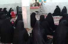 کارگاه آموزشی مادران مشهدی