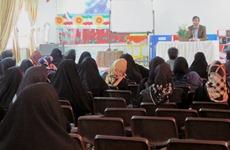 کارگاه آموزش مادران مدرسه شهید پایدار مشهد