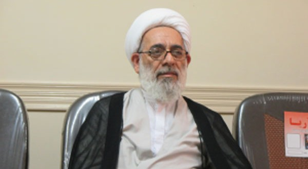 دیدار با حجت الاسلام فرخ فال رئیس حوزه علمیه استان قم