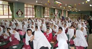 ورود مربیان حجاب به مدارس مجری طرح ریحانه النبی