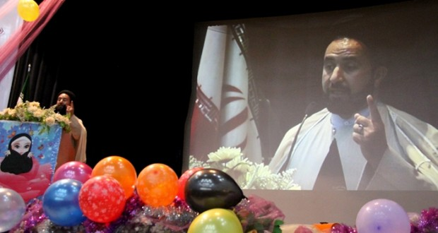 جشن حافظان حجاب طرح ملی ریحانه النبی در ارومیه