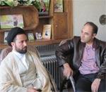 دیدار مخترع و خیّر ارومیه ای با مرکز حجاب ریحانه النبی علیها السلام ارومیه