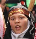 چهارمین راهپیمایی بزرگ حجاب در مشهد