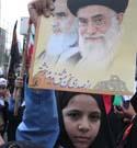 راهپیمایی حافظان حجاب در شیراز