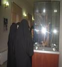بازدید ۵۰ نفر از دختران خوش حجابی و نسیم عفاف از موزه مردم شناسی ارومیه