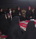 جلسه دختران خوش حجاب مقطع راهنمایی