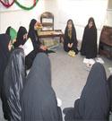 برگزاری نشست دختران خوش حجاب مقطع راهنمایی