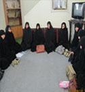جلسه ماهانه مربیان طرح حجاب ویژه مدارس