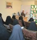 اولین جلسه آموزش مربیان در سال