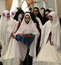 جشن دختران حافظ حجاب ساروی