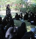 اردوی آموزشی تفریحی دختران خوش حجاب مشهد