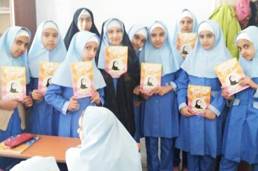 شروع اجرای طرح ریحانه النبی در مدارس شاهین شهر