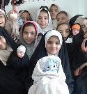 استقبال بالای دختران شاهین شهری از جشنواره حجاب عروسک ها