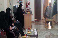 جلسه هماهنگی جشن حجاب تهران