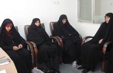 جلسه ماهیانه مربیان طرح خوش حجابی ساری