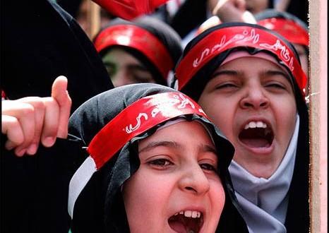 راهپیمایی حافظان حجاب در ارومیه