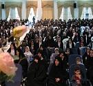 نخستین همایش دختران خوش حجاب شهرستان ساری