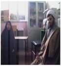 بازدید از مدارس ۲۵ گانه مجری طرح ریحانه النبی (س) ساری