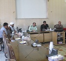 برگزاری نشست مسئولان آموزش و پرورش، نیروی انتظامی ومجریان طرح حجاب ریحانهالنبی در اصفهان