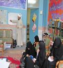 هفتمین جلسه مربیان حجاب در مرکز حجاب ریحانه النّبی مشهد