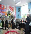 یازدهمین جلسه ماهیانه مربیان حجاب در سال تحصیلی ۹۱-۹۰