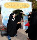 اولین همایش بزرگ تجلیل از دختران خوش حجاب شهر کاشان
