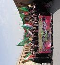 راهپیمایی ۱۲۰۰ دانش آموز حافظ حجاب در اصفهان