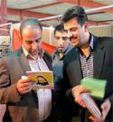 رئیس دفتر نماینده مردم در مجلس شورای اسلامی در نمایشگاه پائیزه