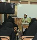حضور مدیر مرکز حجاب ریحانه النبی در جمع مربیان اصفهان
