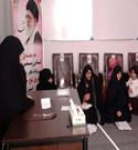 برگزاری دومین کارگاه آموزشی مربیان ریحانه النبی در سال تحصیلی ۹۲-۹۱