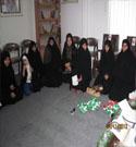 برگزاری جلسه هماهنگی راهپیمایی عفاف و حجاب با مربیان طرح