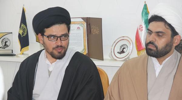 سازمان فرهنگی ورزشی شهرداری قم از مرکز حجاب ریحانه النبی بازدید نمود.