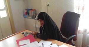 شروع بکار فعالیت های تابستانی اعضای خوش حجابی و نسیم عفاف شعبه ارومیه