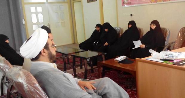 جلسه هماهنگی جشن حافظان حجاب ارومیه