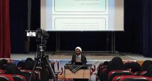 هفتمین دوره تربیت مبلغ حجاب در آبادان