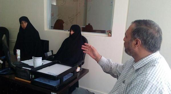 ارزیابی طرح حجاب ریحانه النبی شعبه مشهد در سال جاری