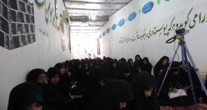 کارگاه آموزش تربیت مبلغ حجاب درشهرستان گله دار استان فارس