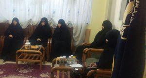 دومین جلسه ی آموزشی مربیان مرکز حجاب ریحانه النبی(س) شعبه مشهد