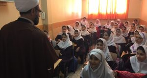 بازرسی از مدارس مجری طرح حجاب در ساری