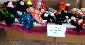 جشنواره حجاب عروسک ها در ارومیه