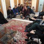 دانشجویان لائیک جمهوری چک در مرکز حجاب ریحانه النبی