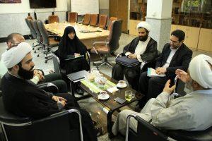 همکاری های دو جانبه مرکز حجاب ریحانه النبی با معاونت اجتماعی ناجا