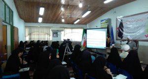 دوره مقدماتی تربیت مبلغ حجاب در ساری