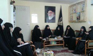 جلسه آموزشی اول و دوم مبلغین حجاب با حضور در شعبه مشهد برگزار شد