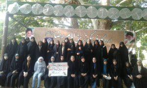 اردوی حافظان حجاب مدارس و دختران خوش حجاب مشهد