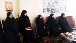 جلسه ی توجیهی و هماهنگی طرح ملی حجاب مدارس شعبه ی ارومیه