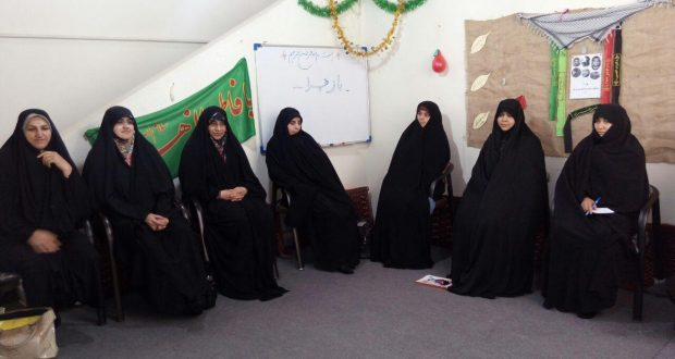 جلسه هماهنگی جشن حافظان ساری